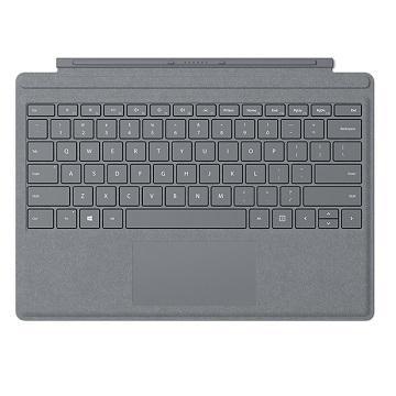【展示機】微軟Surface Pro 實體鍵盤(白金)