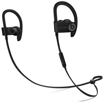展示機-Beats PowerBeats 3 入耳式無線耳機-黑