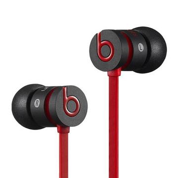 展示機-Beats urBeats 2 入耳式耳機-紅線黑