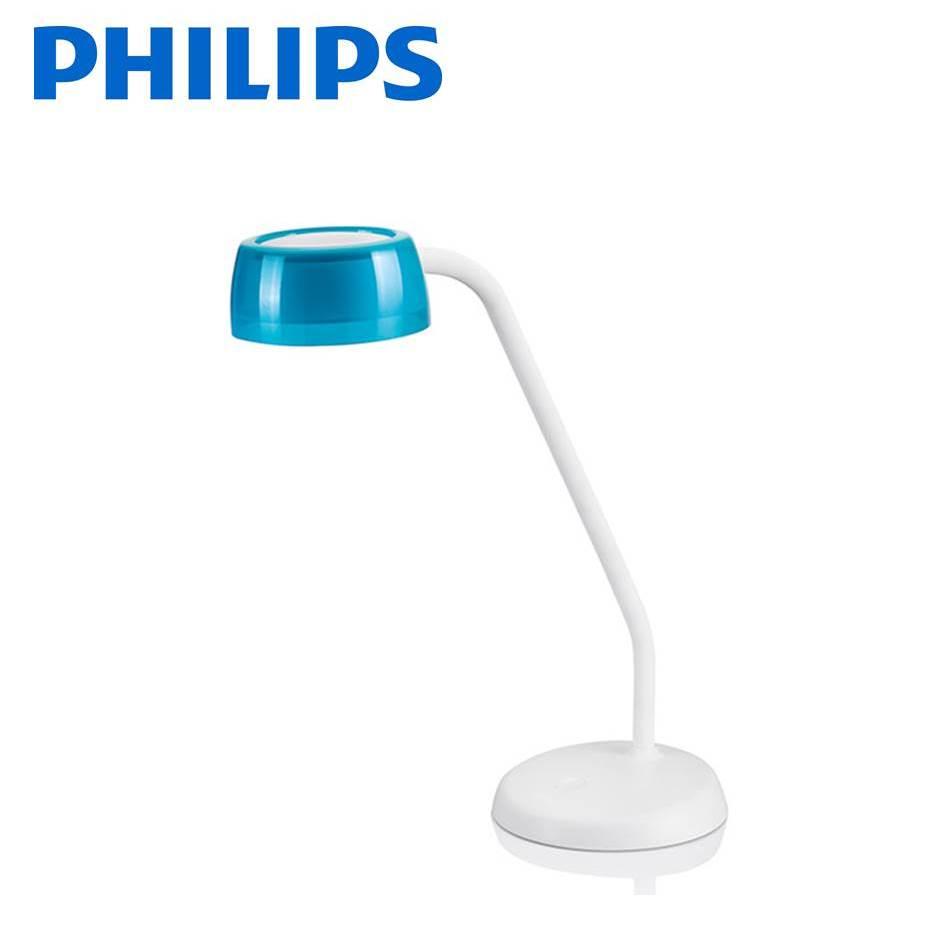 【展示品】飛利浦JELLY酷琥LED檯燈-天空藍 915005063801