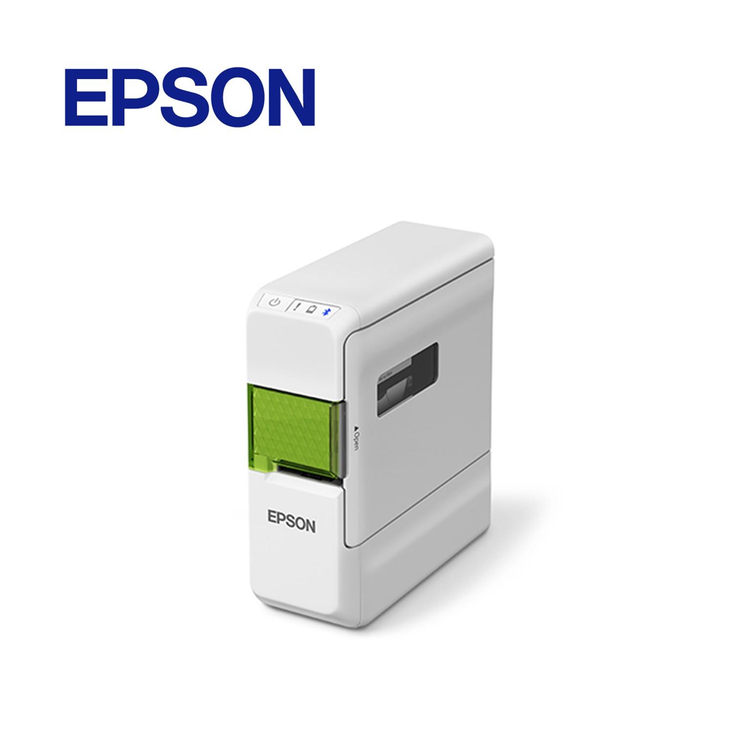 愛普生EPSON LW-C410 文創風藍牙手寫標籤機