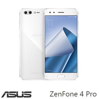 【6G / 64G】ASUS ZenFone 4 Pro 5.5吋八核心智慧型手機 - 月光白