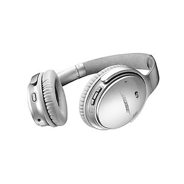 BOSE耳罩式藍牙耳機(QC 35 II SLV(銀))