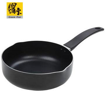 鍋寶複底不沾雪平鍋22cm HT-0122-S