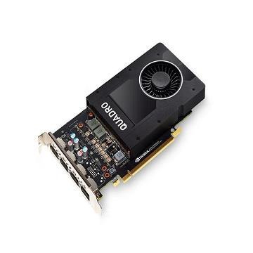 麗臺NVIDIA Quadro P2000工作站繪圖卡