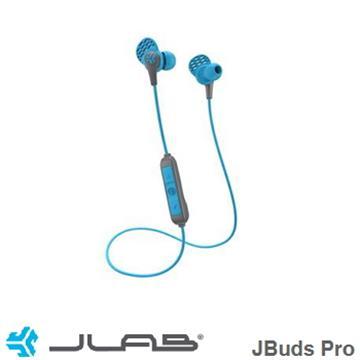JLab JBuds Pro藍牙運動耳機-藍