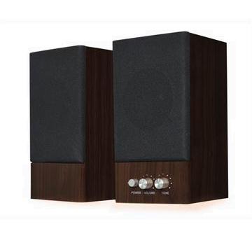 JS 木匠之音 二件式全木質喇叭