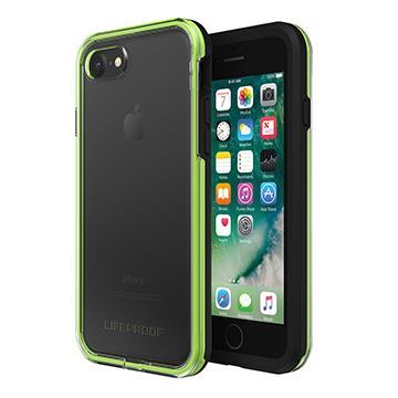 【iPhone 8 / 7】LifeProof 防摔殼 SLAM - 黑綠 77-57405