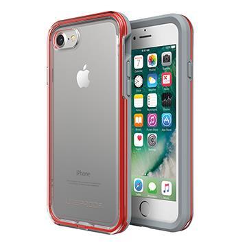 【iPhone 8 / 7】LifeProof 防摔殼 SLAM - 灰橙