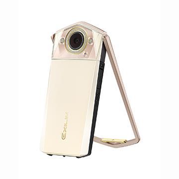【福利品】CASIO EX-TR80SW 數位相機-米白