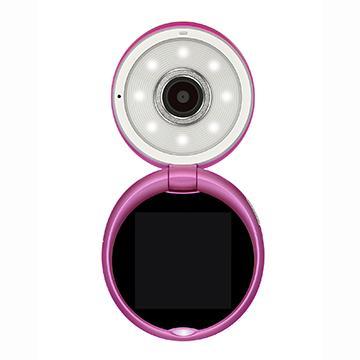 (福利品)CASIO TR-M11VP 數位相機 桃紅