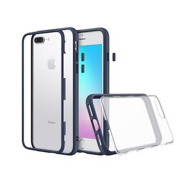 【iPhone 8 Plus / 7 Plus】RHINO SHIELD 犀牛盾  Mod防摔手機殼 - 靛藍 3PB0105516