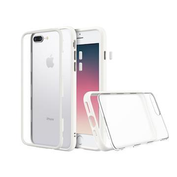 【iPhone 8 Plus / 7 Plus】RHINO SHIELD 犀牛盾 Mod防摔手機殼 - 白