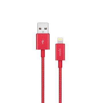 Moshi Integra 強韌編織線-紅