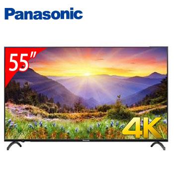 【展示機】Panasonic 55型 4K智慧聯網顯示器