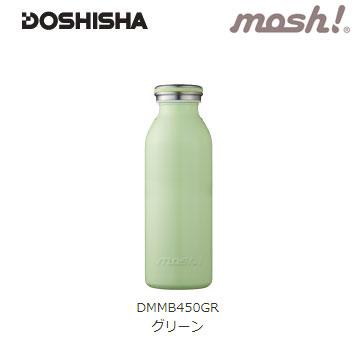 Doshisha MOSH 450ml保溫瓶-薄荷綠
