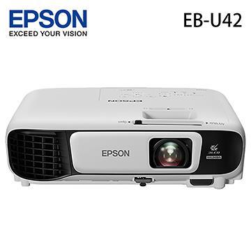 EPSON愛普生 亮彩無線投影機