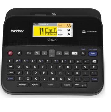 Brother PT-D600 高速彩色螢幕標籤機