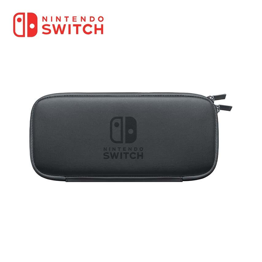 任天堂 Nintendo Switch 主機包 - 灰(附保護貼)