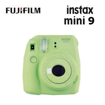 富士FUJIFILM Mini9拍立得 綠