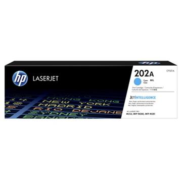 HP 202A 青色原廠碳粉匣