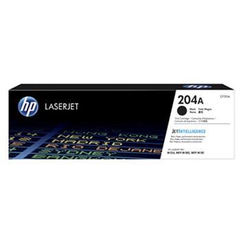 惠普HP 204A 黑色原廠碳粉匣