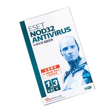 贈品-NOD32防毒軟體(1裝置3年版)