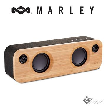 Marley Get Together Mini 藍牙喇叭 EM-JA013(經典黑)