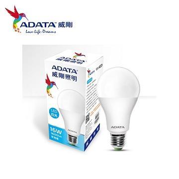 ADATA 威剛16W大角度LED球泡燈-白光