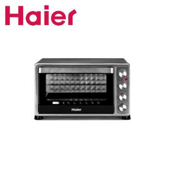 (福利品)海爾Haier 30L 雙溫控旋風烤箱