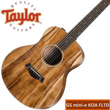 Taylor 泰勒 GS Mini 全相思木民謠吉他 GS-Mini-e KOA FLTD