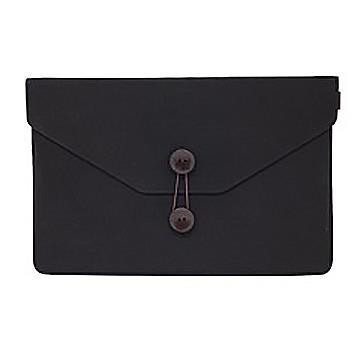 "【13""】kajsa  MacBook Air 保護套 - 黑色"
