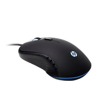 HP G100 有線電競滑鼠