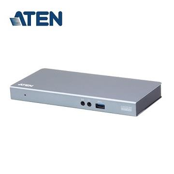 ATEN MAC用USB-C八合一擴充基座