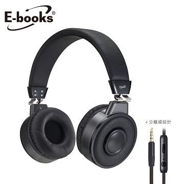 E-books S85爵士風耳罩式耳機