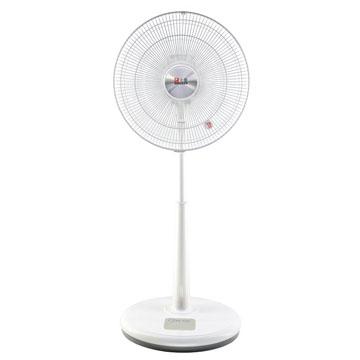 上豪14吋DC直流馬達伸縮風扇