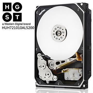 HGST Ultrastar 3.5吋 10TB 企業級硬碟