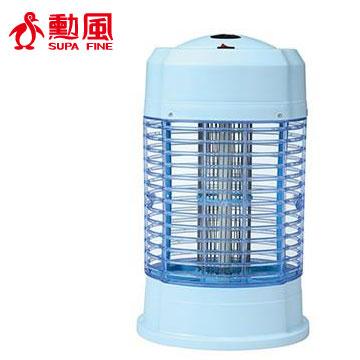 【福利品】勳風6W捕蚊燈