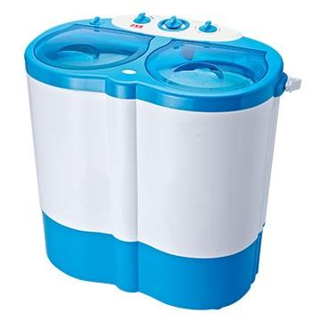 【福利品】勳風 3.5公斤雙槽洗衣機
