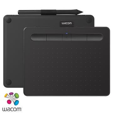 Wacom Intuos Comfort Plus Medium 藍牙繪圖板 - 黑色