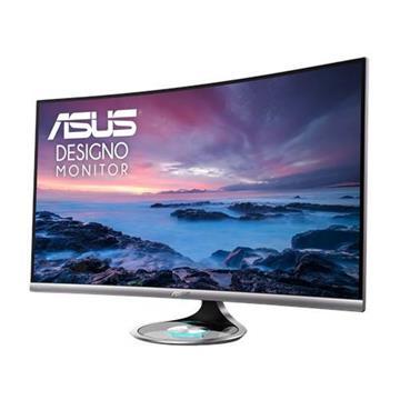 (福利品)ASUS華碩 32型 VA曲面顯示器