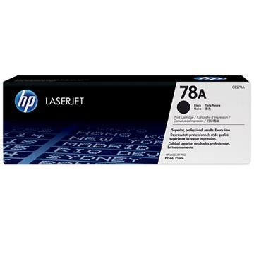 HP 78A黑色原廠碳粉匣