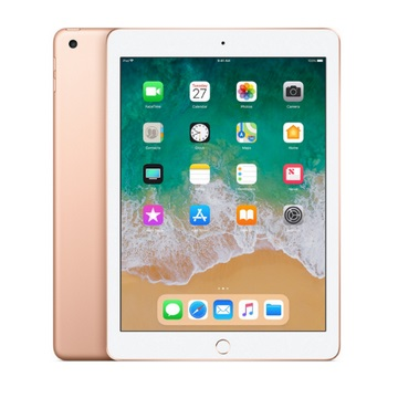 "【128GB 金】iPad 9.7"" 6th Wi-Fi"