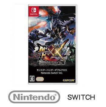 任天堂 Nintendo Switch 魔物獵人 XX Monster Hunter XX - 日文版