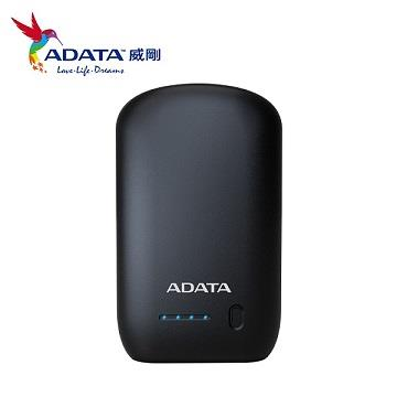 威剛ADATA 10050mAh 行動電源 黑色
