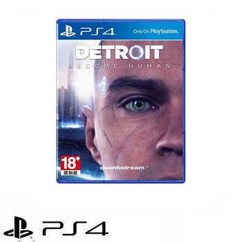 PS4 底特律: 變人 Detroit: Become Human - 中文版