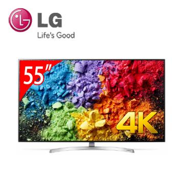 LG 55型1奈米4K IPS智慧連網電視