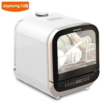 九陽免安裝全自動洗碗機(白色)