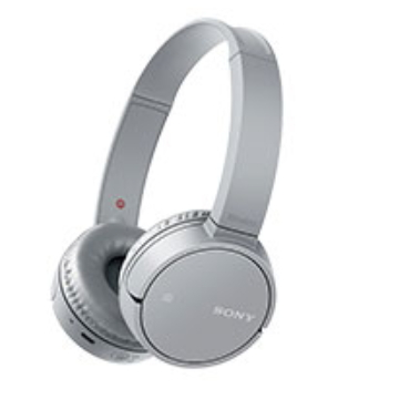 【福利品】SONY索尼 無線藍牙耳罩式耳機-灰