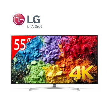 【展示機】LG 55型1奈米4K IPS智慧連網電視